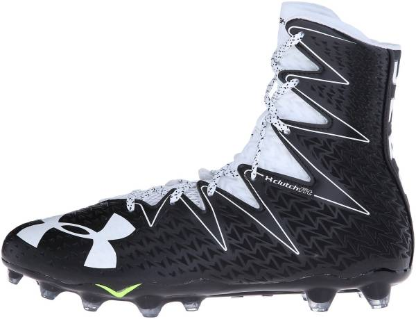 Under Armour Highlight MC - Black White