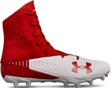 Under Armour Highlight Select MC - Red (600)/White (3000413600)