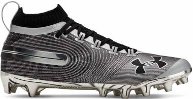 Under Armour Spotlight MC - Metallic Silver (105)/Black (3020675105)