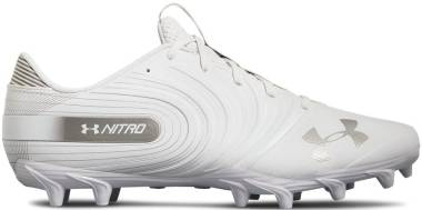 Under Armour Nitro Low MC - White (3000182100)