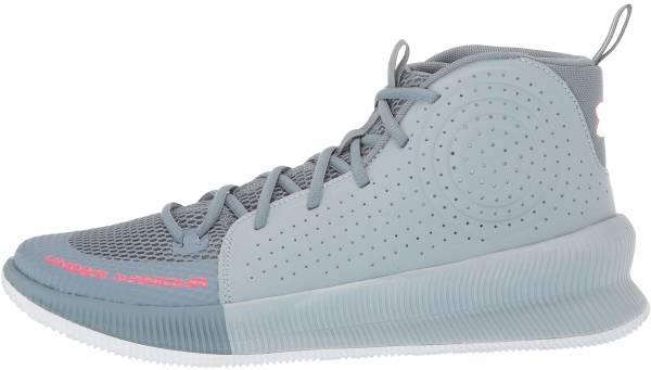 Under Armour Jet 2019 - Ash Gray 400 Harbor Blue (302205140)