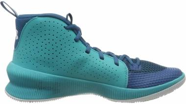 Under Armour Jet 2019 - Teal Vibe (401)/Teal Rush
