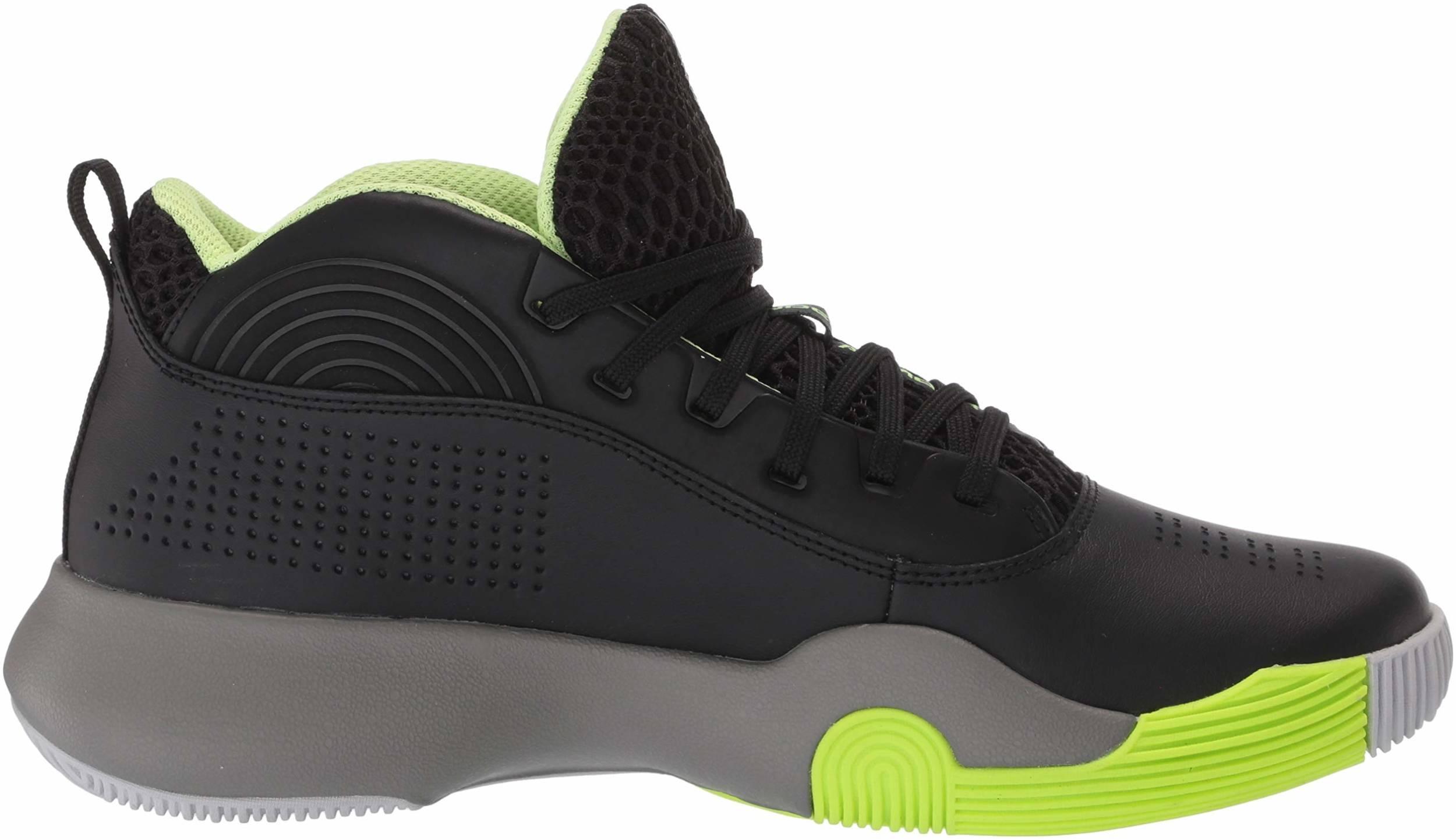 Under Armour UA Lockdown 4 Chaussures de Basketball Homme