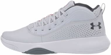 Under Armour Lockdown 4 - Halo Gray (101)/White