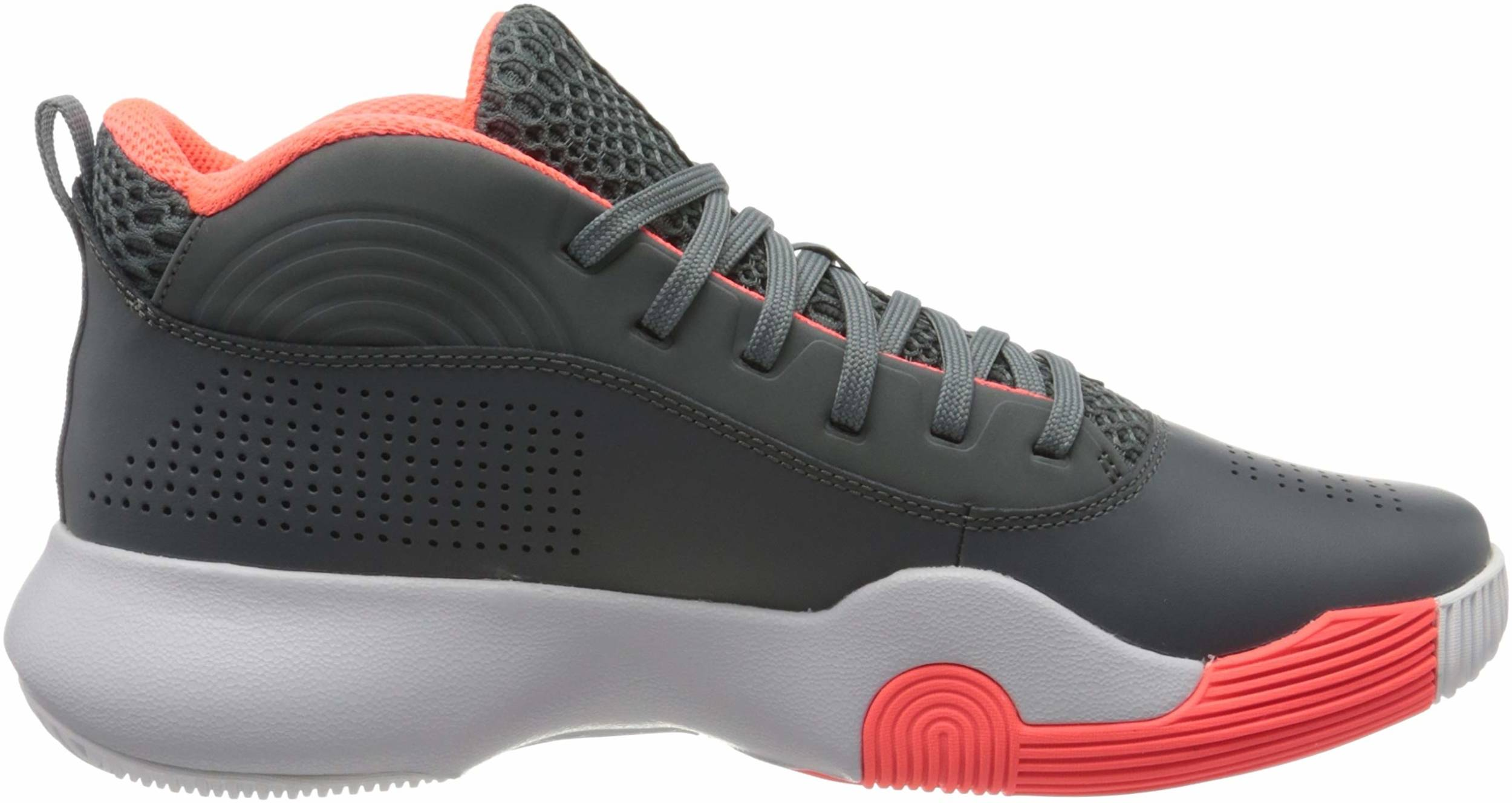 Review of Under Armour Lockdown 4