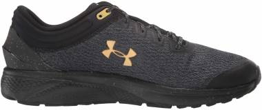 Under Armour Charged Escape 3  - Black/Black/Metallic Silver