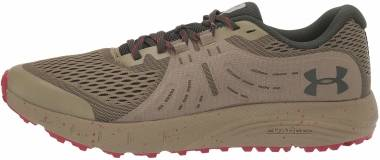 Under Armour Charged Bandit Trail - Green