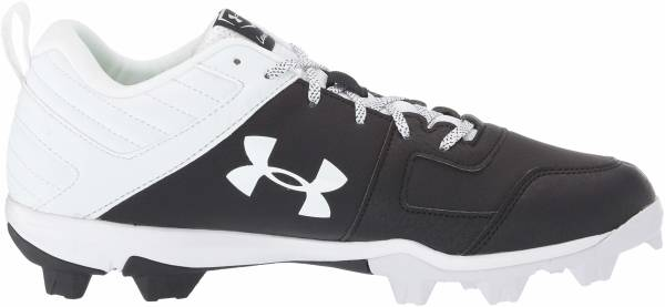 Under Armour Leadoff Low RM - Black/White