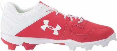 Under Armour Leadoff Low RM - Red (600)/White