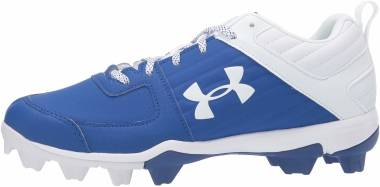 Under Armour Leadoff Low RM - Royal 400 Bianco (302207140)