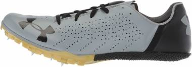 Under Armour Kick Sprint 2 - Steel (101)/Metallic Gold (3020350101)