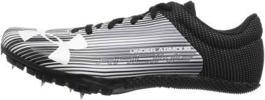 Under Armour Kick Sprint - White/Black