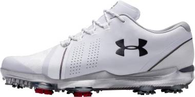 Under Armour Spieth 3 - White-Overcast Gray-Metallic Gun Metal (3022260102)