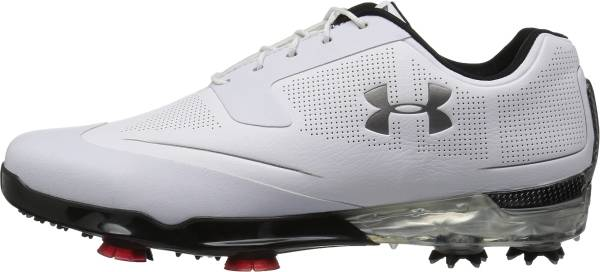 Under Armour Tour Tips - White Metallic Silver