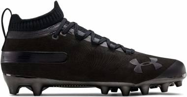 Under Armour Spotlight Suede MC - Black