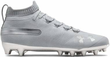Under Armour Spotlight Suede MC - Overcast Gray