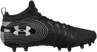 Under Armour Nitro Mid MC - Black/White (3000181001)
