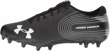 Under Armour Speed Phantom MC - Black 001 White (3000169001)
