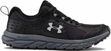 Under Armour Charged Toccoa 2 - Black (001)/Pitch Gray (302197101)