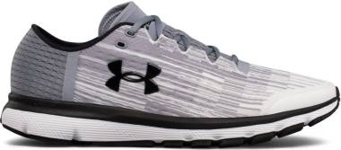 Under Armour SpeedForm Velociti Graphic - White (100)/Steel