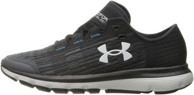 Under Armour SpeedForm Velociti Graphic - Rhino Gray (100)/Black (1298675100)