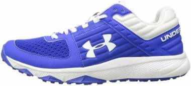 Under Armour Yard Trainer  - Royal (400)/White (302193540)