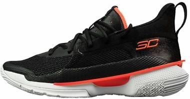 Under Armour Curry 7 - Black