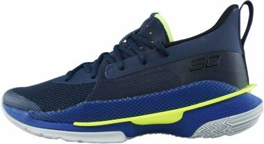 Under Armour Curry 7 - Blue