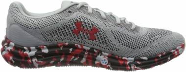 Under Armour Liquify - Halo Gray Versa Rojo Versa 100 (3023612100)