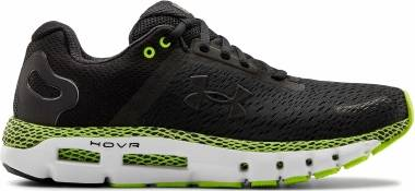 Under Armour HOVR Infinite 2 - Black / Green Citrin (3022587002)