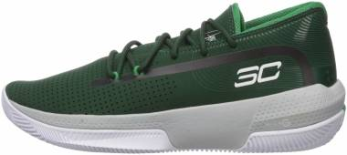 Under Armour SC 3Zer0 III - Forest Green (300)/Mod Gray (302204830)