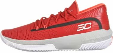 Under Armour SC 3Zer0 III - Red (600)/Mod Gray (302204860)