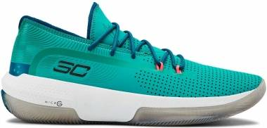 Under Armour SC 3Zer0 III - Teal Rush (301)/Onyx White (3022048301)