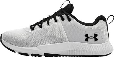 Under Armour Charged Engage - White - Halo Gray - Black (3022616100)