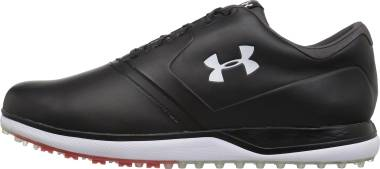 Under Armour Performance SL Leather - Black (001)/Sultry (3019880001)