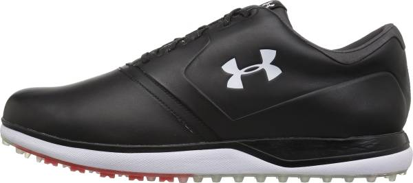 Under Armour Performance SL Leather - Black (001)/Sultry