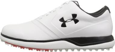 Under Armour Performance SL Leather - Blanco White 100 (3019880100)