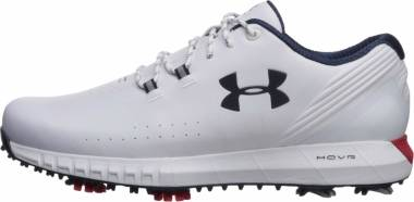 Under Armour HOVR Drive - Bianco 100 Rosso (302229410)