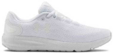 Under Armour Charged Pursuit 2 - White (3022604100)