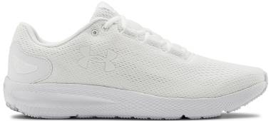 Under Armour Charged Pursuit 2 - White 101 White (3022594101)