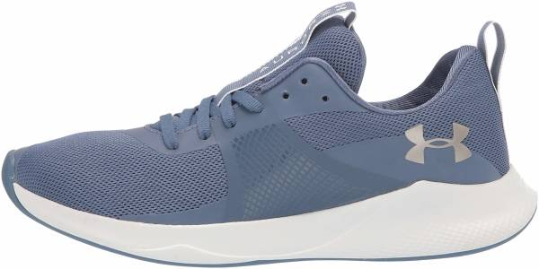 Under Armour Charged Aurora - Mineral Blue White Metallic Faded Gold 401 (3022619401)