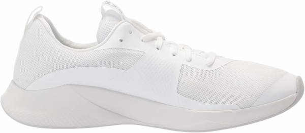 Under Armour Charged Aurora - White White Metallic Faded Gold 103 (3022619103)