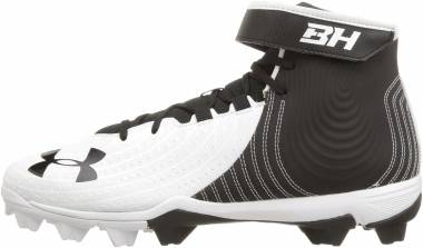 Under Armour Harper 4 Mid RM - White/Black (302206110)