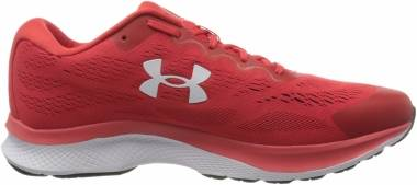 Under Armour Charged Bandit 6 - Versa Red (600)/White (3023019600)
