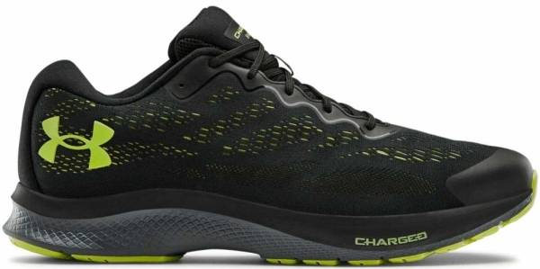 Under Armour Charged Bandit 6 - Black (3023019004)