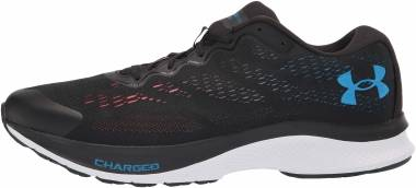 Under Armour Charged Bandit 6 - Black (006)/White (3023019006)