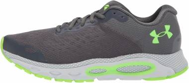 Under Armour HOVR Infinite 3 - Grey/Green (3023540107)