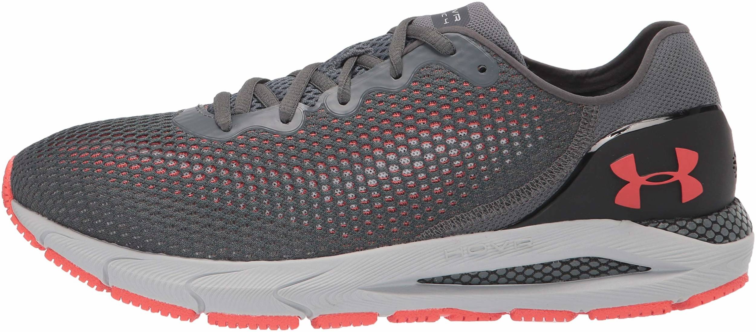 Choice Size New Under Amour Mix Gray//Black Lightweight Boys/' Athletic Shoes