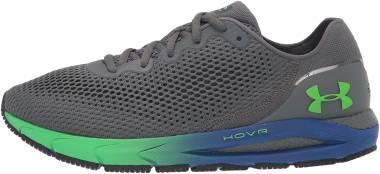 Under Armour HOVR Sonic 4 - Pitch Gray (111)/Brilliance (3023543111)