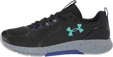 Under Armour Charged Commit TR 3 - Black (003)/Steel (3023703003)